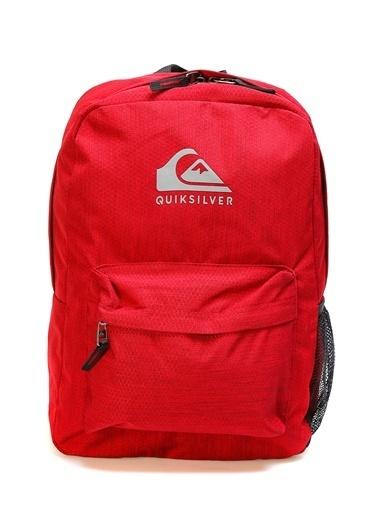 Quiksilver Quiksilver Back2 School Backpack Polyesterli Unisex Sırt Çantası Kırmızı